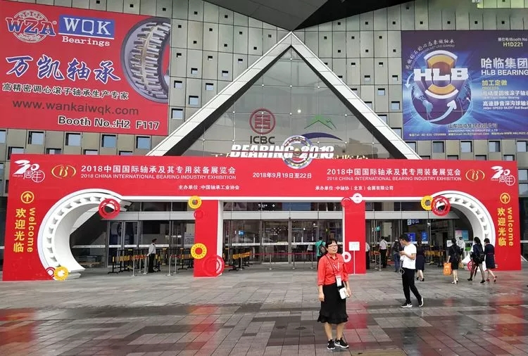 BEARINGS Shanghai 2018 (2)
